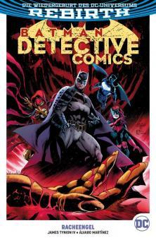 Batman - Detective Comics (Rebirth) Paperback 4: Racheengel