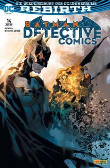 Batman - Detective Comics (Rebirth) 14
