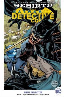 Batman - Detective Comics (Rebirth) Paperback 11: Duell der Ritter (Hardcover)
