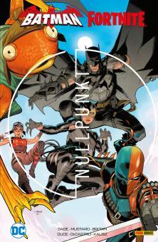 Batman/Fortnite Paperback