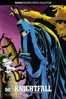 Batman Graphic Novel Collection 40: Knightfall - Der Sturz des Dunklen Ritters - Teil 1