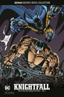 Batman Graphic Novel Collection 42: Knightfall - Der Sturz des Dunklen Ritters - Teil 3