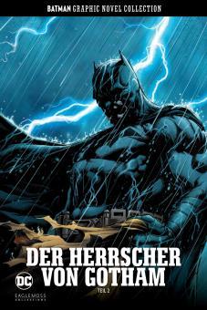Batman Graphic Novel Collection 47: Der Herrscher von Gotham Teil 2