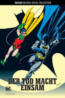 Batman Graphic Novel Collection 51: Der Tod macht einsam