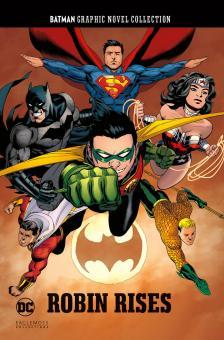 Batman Graphic Novel Collection 52: Robin Rises