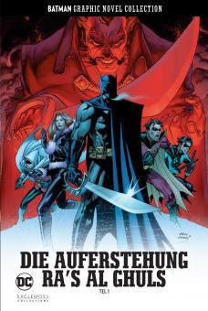 Batman Graphic Novel Collection 57: Die Auferstehung Ra's al Ghuls - Teil 1