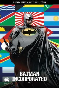 Batman Graphic Novel Collection 62: Batman Incorporated - Teil 1
