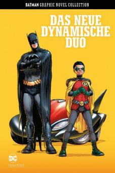 Batman Graphic Novel Collection 8: Das neue dynmaische Duo