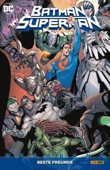 Batman/Superman Megaband: Beste Freunde
