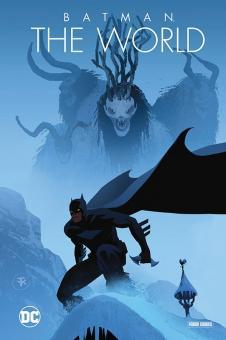 Batman: The World (Hardcover)