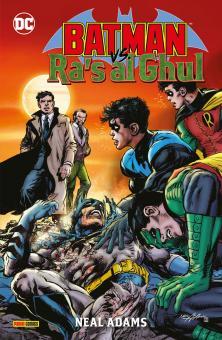 Batman vs. Ra's al Ghul Softcover