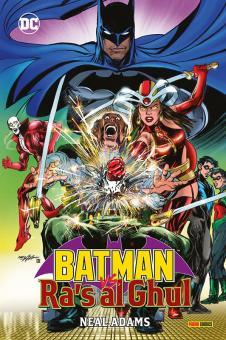 Batman vs. Ra's al Ghul Hardcover