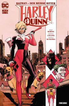 Batman - Der Weiße Ritter:  Harley Quinn Softcover