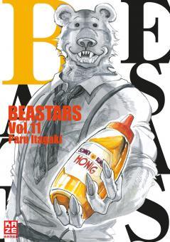 Beastars Band 11