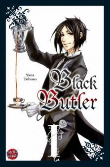 Black Butler Band 1