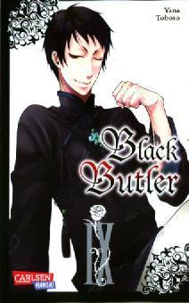 Black Butler Band 9