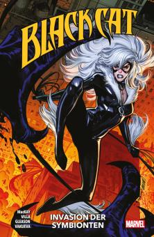 Black Cat 3: Invasion der Symbionten