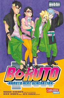 Boruto - Naruto the next Generation Band 11