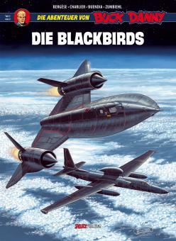 Abenteuer von Buck Danny: Die Blackbirds