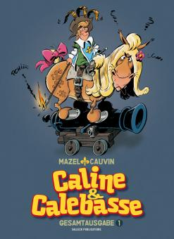 Caline & Calebasse Gesamtausgabe