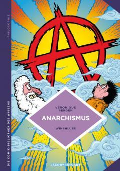 Comic-Bibliothek des Wissens Anarchismus