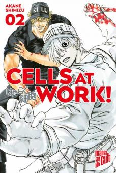 Cells at Work! Band 2