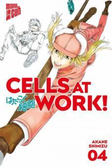 Cells at Work! Band 4