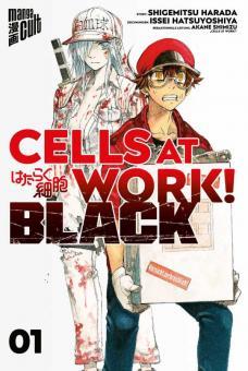 Cells at Work! Black