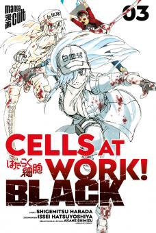 Cells at Work! Black Band 3