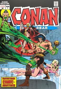 Conan der Barbar - Classic Collection Band 2