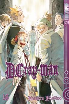 D. Gray-Man Band 16