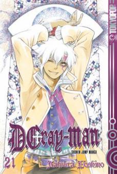 D. Gray-Man Band 21