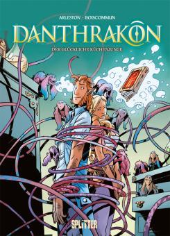 Danthrakon 3: Der glückliche Küchenjunge
