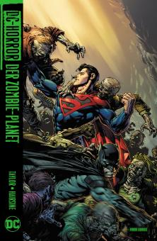 DC-Horror: Der Zombie-Planet Softcover
