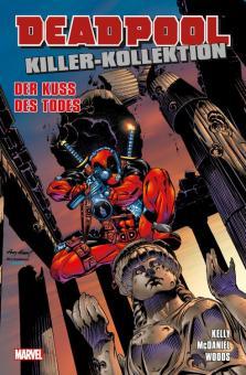 Deadpool Killer-Kollektion 5: Der Kuss des Todes (Softcover)