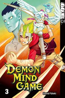 Demon Mind Game Band 3