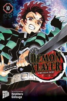 Demon Slayer - Kimetsu no yaiba Band 10