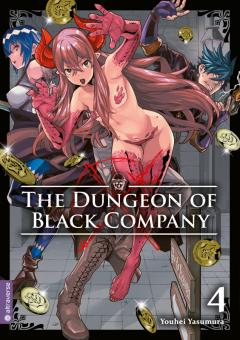 Dungeon of Black Company Band 4
