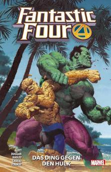 Fantastic Four (2019) 4: Das Ding gegen den Hulk