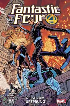 Fantastic Four (2019) 5: Reise zum Ursprung