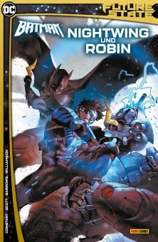 Future State Sonderband - Batman Nightwing und Robin