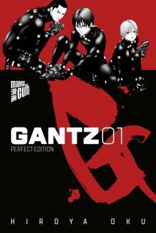 Gantz:E Band 1