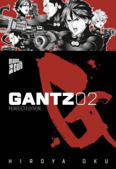 Gantz Band 2