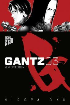 Gantz Band 3