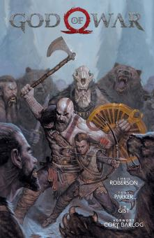 God of War Softcover