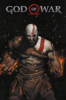 God of War Hardcover (Limitited Edition)