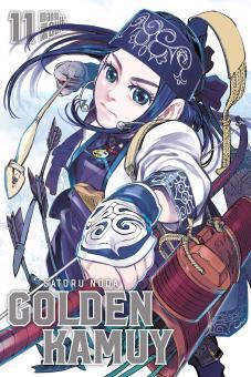 Golden Kamuy Band 11