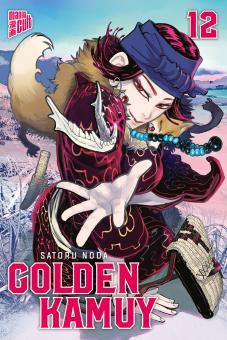 Golden Kamuy Band 12