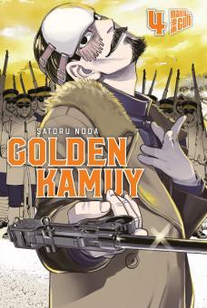 Golden Kamuy Band 4