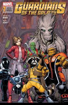 Guardians of the Galaxy (2016) 1: Die neuen Wächter